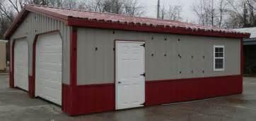 24x36 Pole Barn 24x24 Garage Kits Quotes