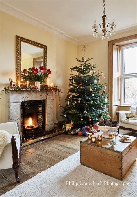 Living Room Presents In A Beautiful Restored Terraced House