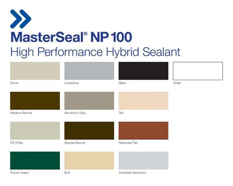 np1 color chart k l np1 color chart lucas 9600 high performance joint