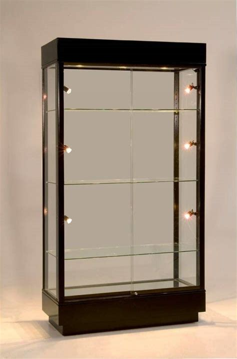 glass display cabinets with lights 1000 images about display cases on pinterest trophy