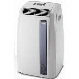 shop de longhi 11000 btu portable room air conditioner at