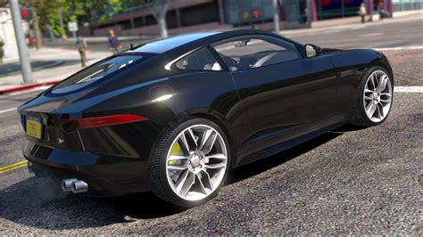 Car Mod Types by Jaguar F Type R Svr Replace Gta5 Mods