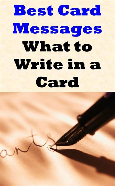 what to write in a greeting card when you don t know what to say interesting tidbits
