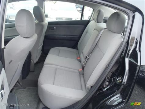 2012 nissan sentra 2 0 sr special edition interior photo