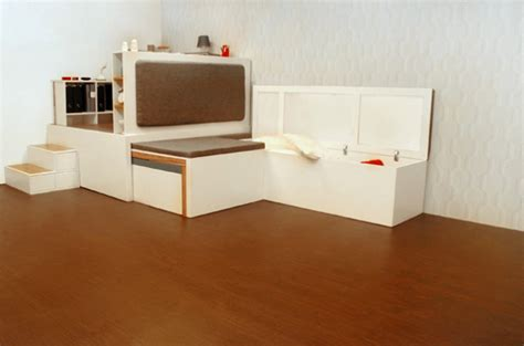 compact furniture amazing space saving furniture stacks like nesting dolls