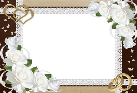Wedding Png by Fancy Wedding Border Png Clipart Hq Png Image In