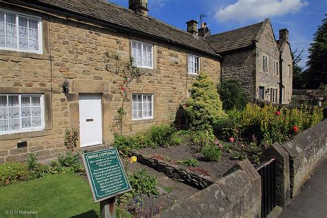 Eyam Plague Cottages by Moorlands And Peak Plague Cottages Eyam