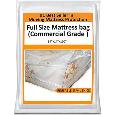 How To Protect A Mattress When Moving by Save 65 Mattress Bag For Moving Heavy Duty
