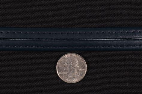 upholstery fabric trim navy marine vinyl 3 4 inch hidem gimp upholstery trim