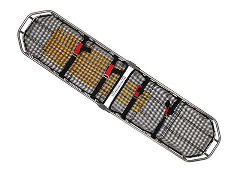 Tandu Split Basket Emergency Rescue Stretcher Ydc 8 A1 Helicopter ferno traverse titan basket stretcher titanium