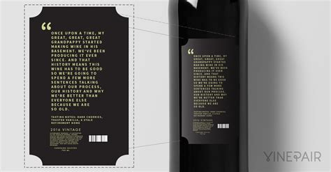 label design history 7 truthful wine bottles vinepair