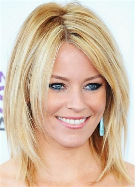 straight above the shoulder hairstyles straight shoulder length hairstyles