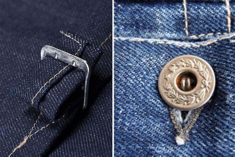 Metal Button Denim Jacket levi s denim trucker jacket overview type i ii and iii