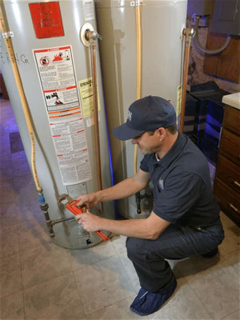 water heater installation and repair services len the