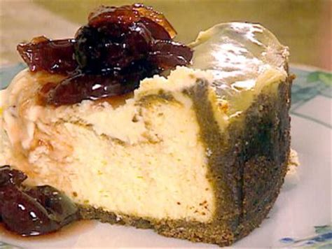 alton brown cheesecake recipe junior s sugar free new york cheesecake recipe food network