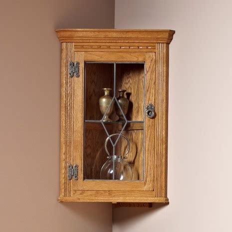 wood bros hanging corner cabinet choice furniture