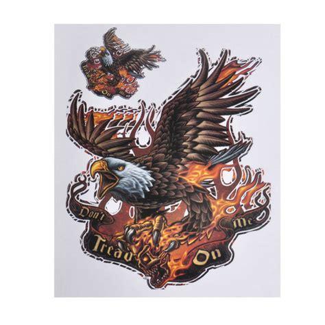Harley Davidson D 4 5cm Grtk Jpg eagle skull decal motorcycle harley davidson wall car