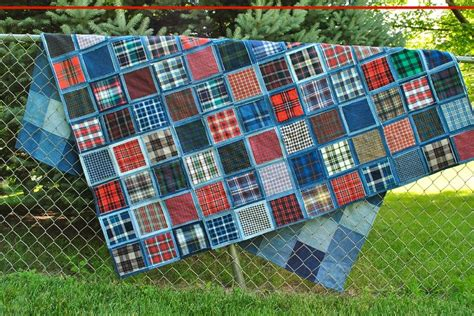 Denim Quilting by Make A Gorgeous Denim Quilt From Blue
