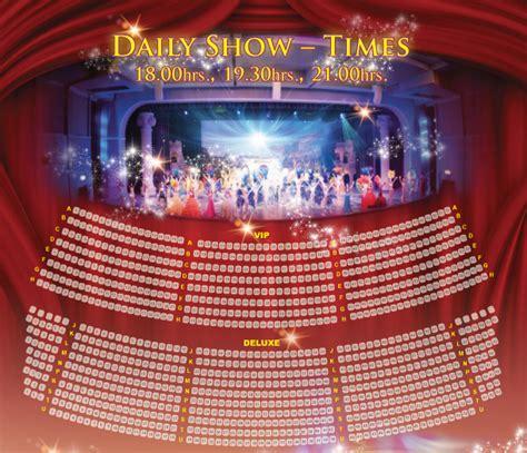 Tiket Collosseum Show Pattaya Deluxe Seat Thailand book ticket colosseum cabaret show pattaya จองต วโคลอสเซ ยม คาบาเร ต โชว พ ทยา