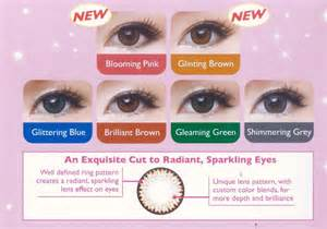 eye color changing contacts brown contact lenses for a warm and look