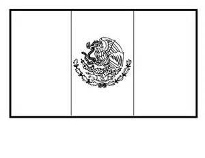 bandeira do mexico para imprimir