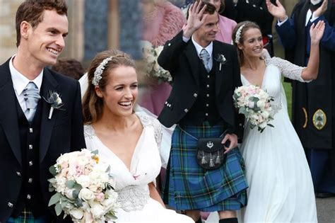andy murray wedding inside andy murray s wedding intimate details revealed