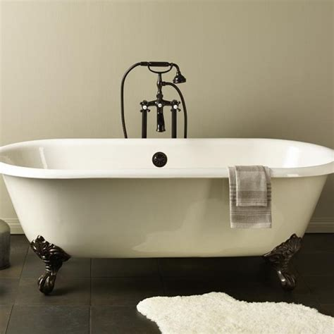 metal bathtub paint cast iron clawfoot tub refinishing 11emerue