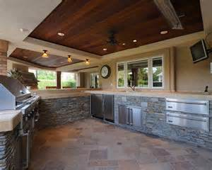 Home Design Outside by Outdoor Kitchen Westside Remodeling