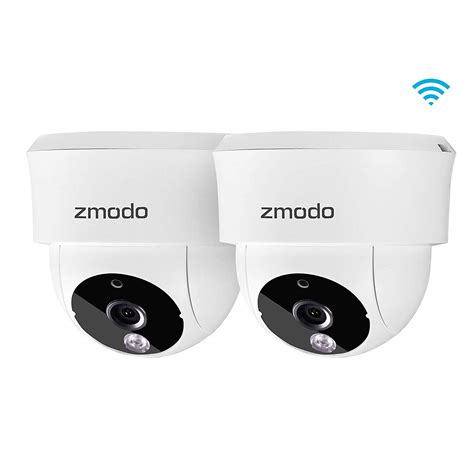 zmodo  pack  wide angle indoor camera wireless