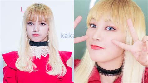blackpink without makeup this beauty vlogger applied blackpink s lisa makeup on her