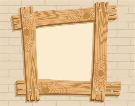 Poster Chalkboardkapur Frame Kayu Opsional vector marco de madera descarga gratuita de vectores psd flash jpg www fordesigner