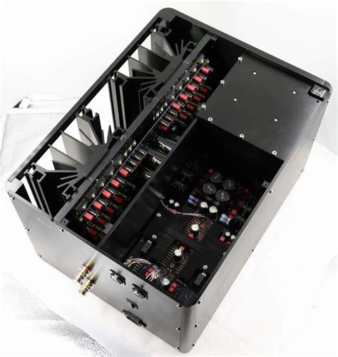 audio power labs tnt tube amp ultra high  audio