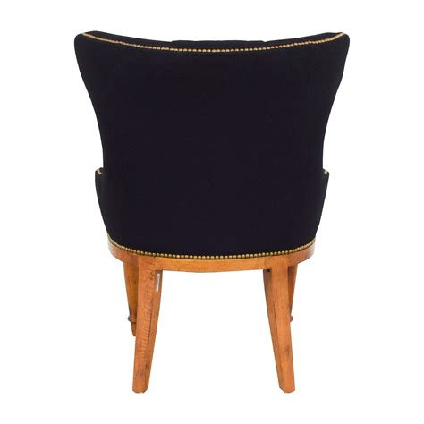 wood accent chair 87 furniture masters furniture masters black tufted
