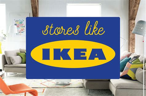 Furniture Stores Like Ikea by Stores Like Ikea 10 Alternatives For Modern Furniture