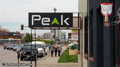 The Peak Connoisseurs Club peak dispensary denver colorado