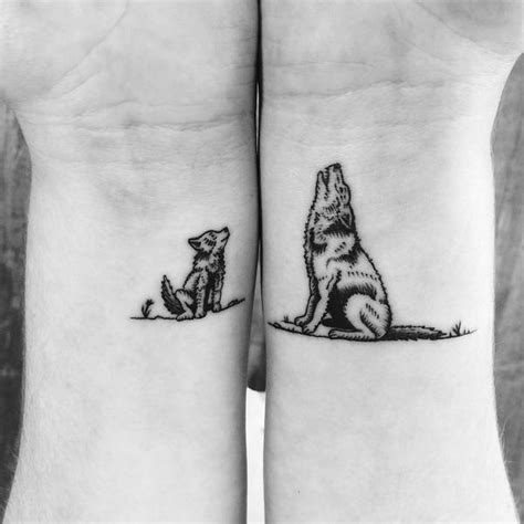 wolf wrist tattoo 57 wolf designs for and with meaning