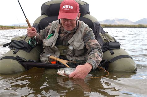 round belly boat a boat for every belly fly fishing flatwater