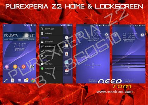 themes xolo q1000 rom xperia 4 4 2 like purexperia z2 v4 0 6 for xolo