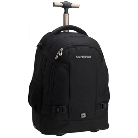 backpack cabin luggage caribee scout 19 quot cabin size luggage wheeled backpack