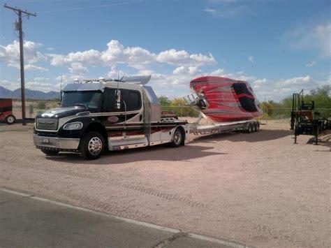 truck boat boat truck combo 5
