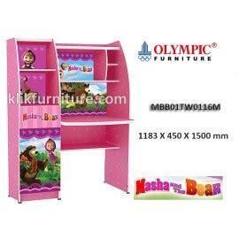 Lemari Belajar Olympic furniture anak masha and the olympic klikfurniture