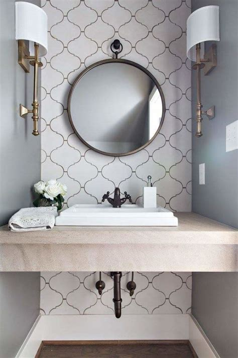 50 Awesome Powder Room Ideas and Designs ? RenoGuide