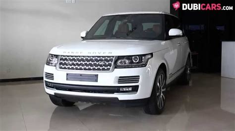 land rover vogue 2015 dubicars com 2015 land rover range rover vogue se