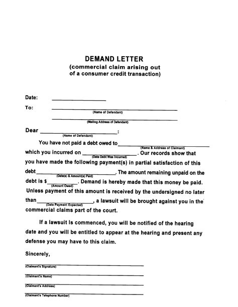 Demand Letter For Security Deposit security deposit demand letter template letter template 2017