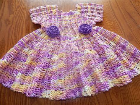 como tejer a crochet vestido para nia 12 youtube vestido crochet para ni 241 a matizado parte 1 de 2 youtube