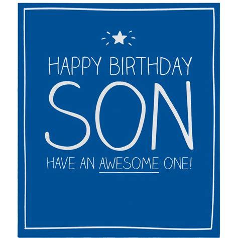 printable birthday cards for a son happy birthday son 2 jpg happy birthday pinterest