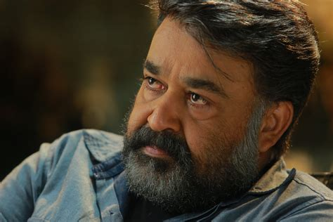 hd images of actor mohan lal mohanlal in villain