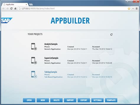 design app builder openui5 developer mobile ui design made easy with appbuilder