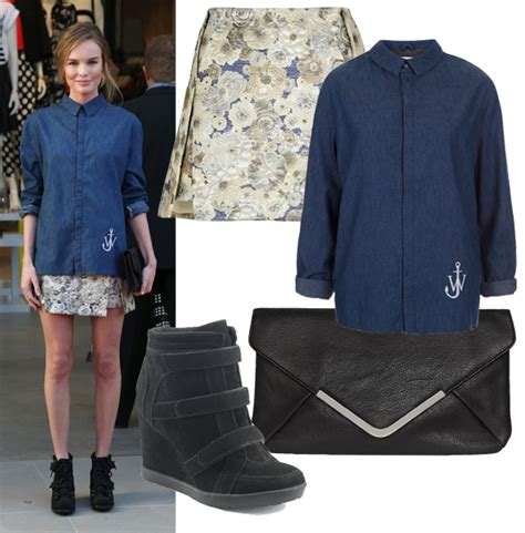 Yay Or Nay Kate Bosworth In Twenty8twelve For David Letterman Show by My Fashion