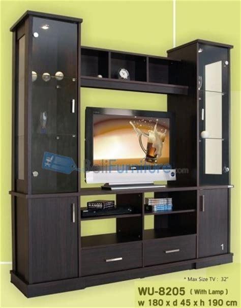 Dispenser Lemari expo lemari pajangan wu 8205 murah bergaransi dan